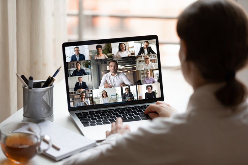 online-working